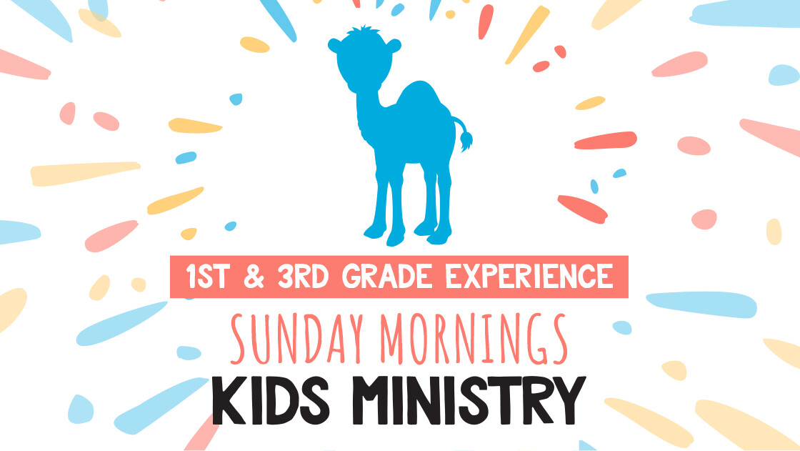1st-3rd Grade Sunday Morning Experience