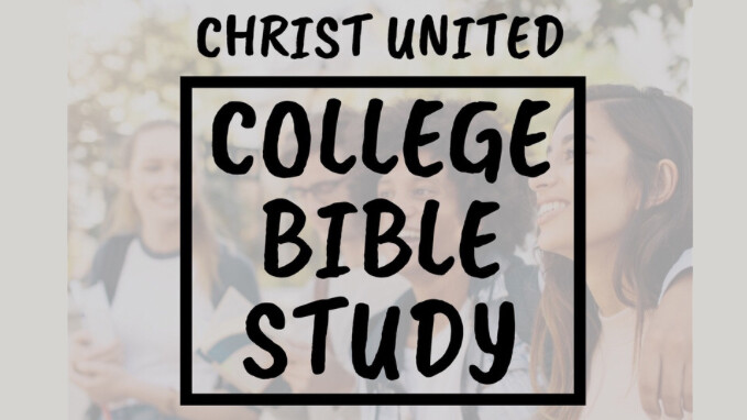 College Bible Study